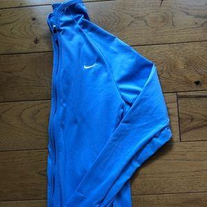 NIKE dri-fit FULL ZIP jacket